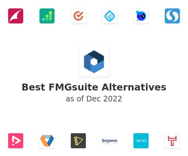 Best FMGsuite Alternatives