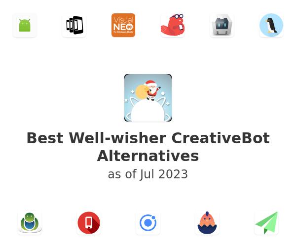 Best Well-wisher CreativeBot Alternatives