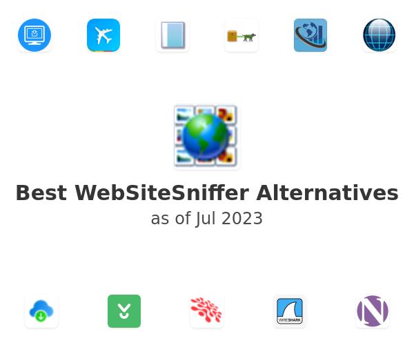 Best WebSiteSniffer Alternatives