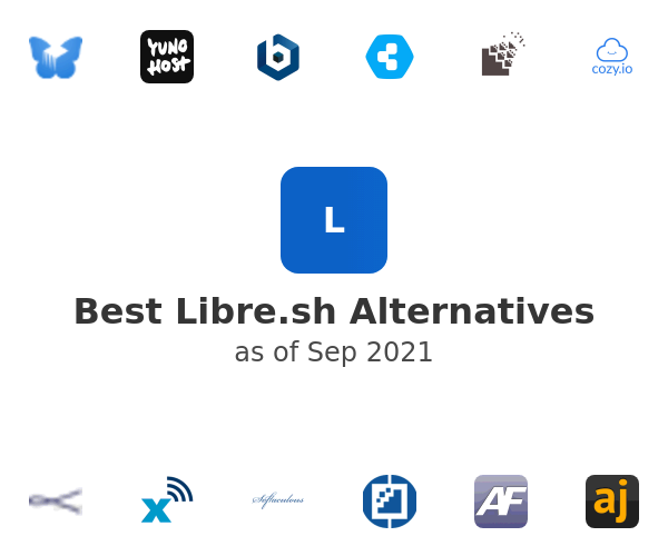 Best Libre.sh Alternatives