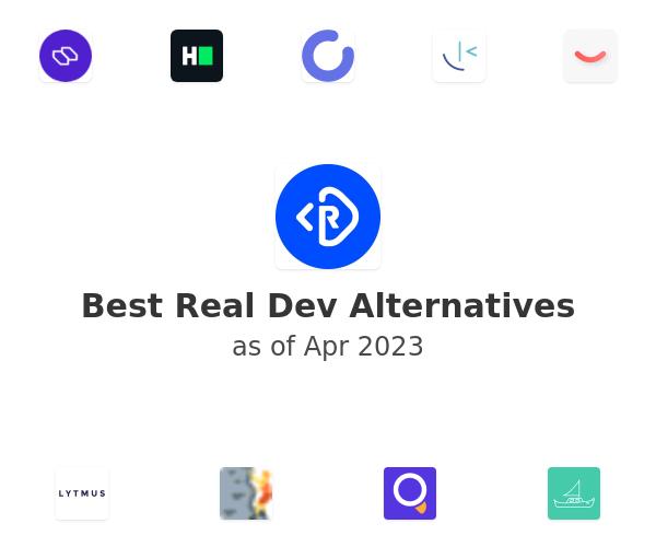 Best Real Dev Alternatives
