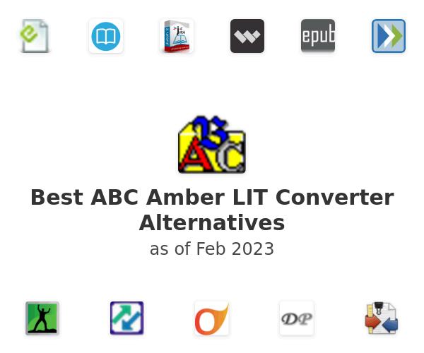 Best ABC Amber LIT Converter Alternatives