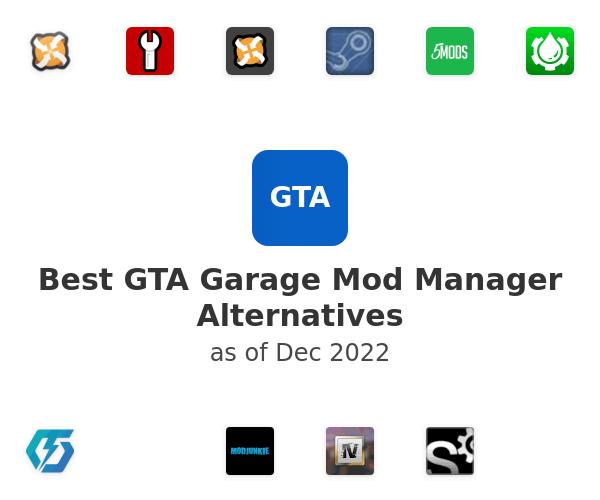 Best GTA Garage Mod Manager Alternatives