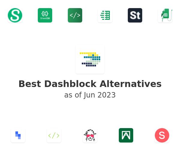 Best Dashblock Alternatives