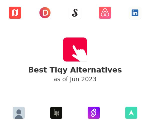 Best Tiqy Alternatives