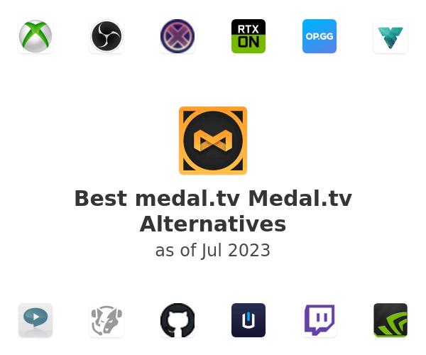 Best Medal.tv Alternatives