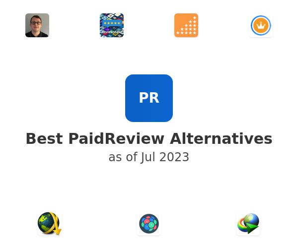 Best PaidReview Alternatives