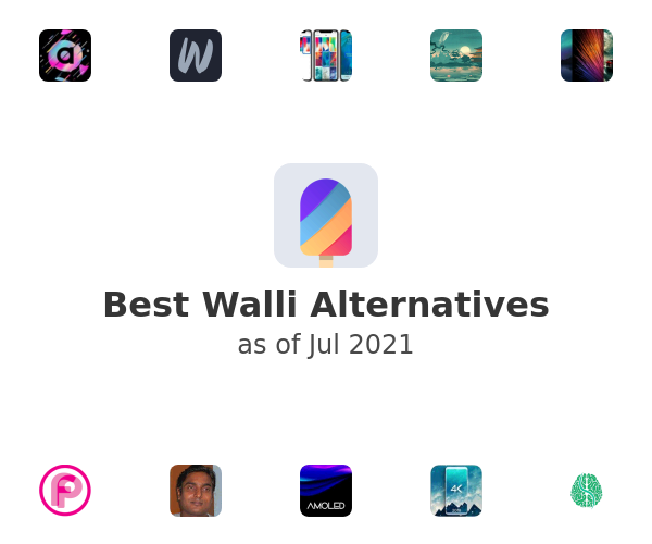 Best Walli Alternatives