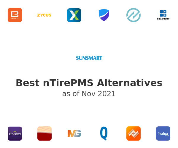Best nTirePMS Alternatives