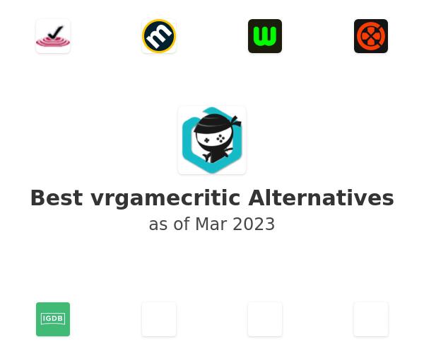 Best vrgamecritic Alternatives