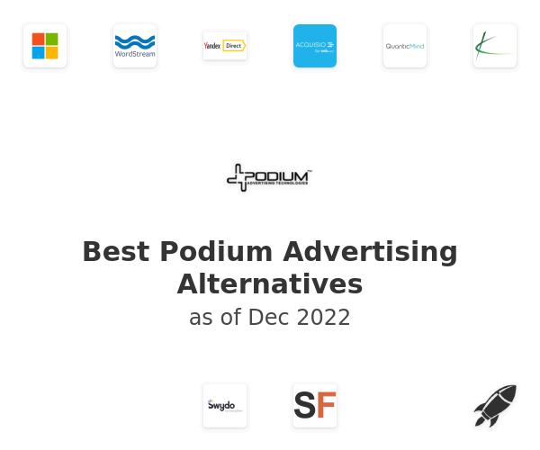Best Podium Advertising Alternatives