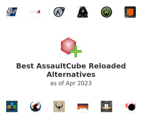Best AssaultCube Reloaded Alternatives