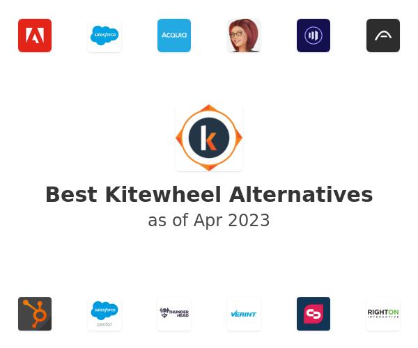 Best Kitewheel Alternatives