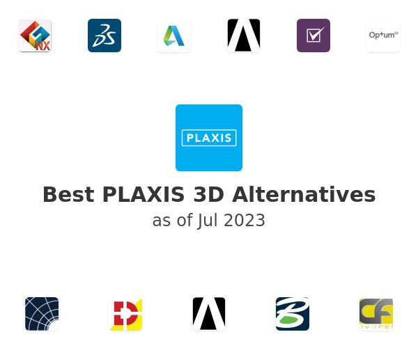 Best PLAXIS 3D Alternatives