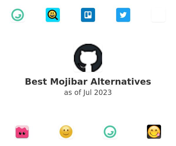 Best Mojibar Alternatives