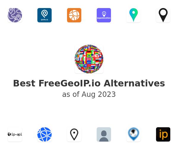 Best FreeGeoIP.io Alternatives