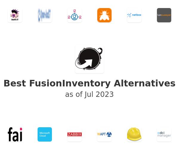 Best FusionInventory Alternatives