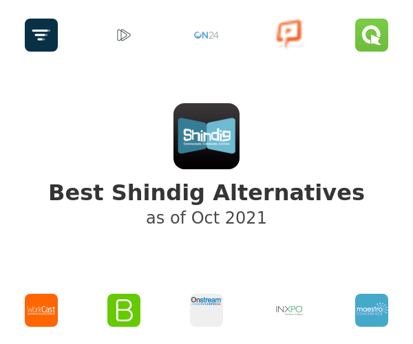 Best Shindig Alternatives