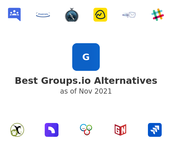 Best Groups.io Alternatives