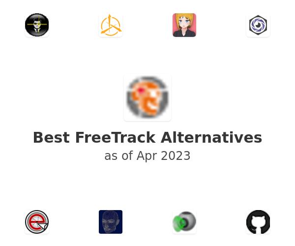 Best FreeTrack Alternatives