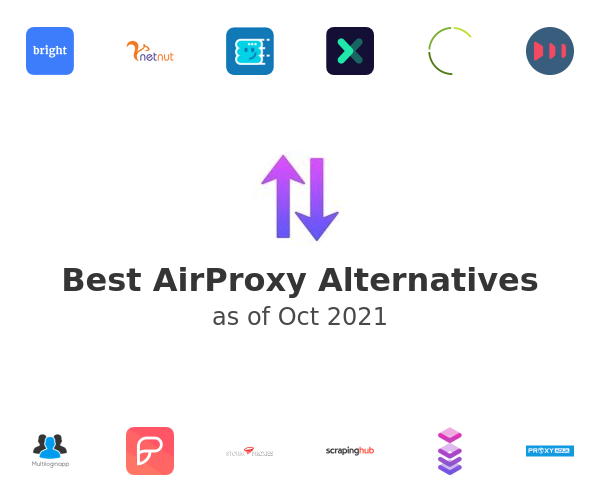 Best AirProxy Alternatives