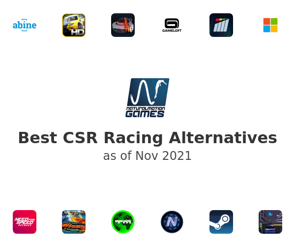 Best CSR Racing Alternatives