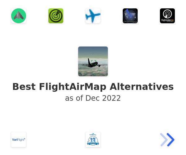 Best FlightAirMap Alternatives