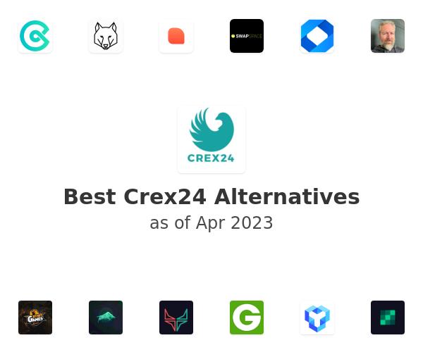 Best Crex24 Alternatives