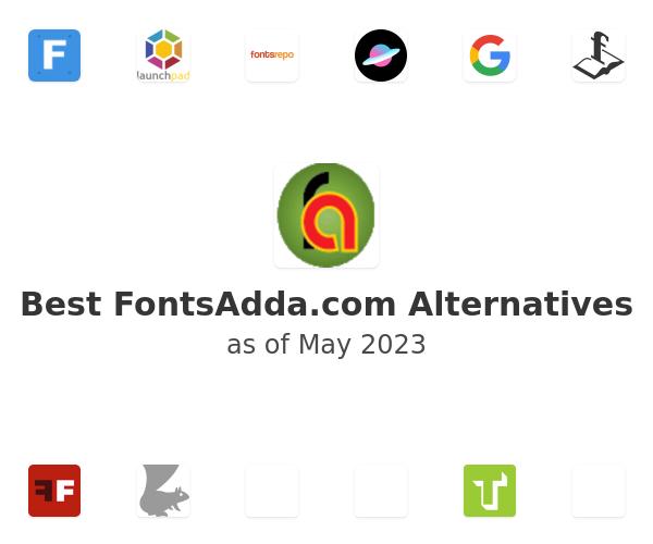 Best FontsAdda.com Alternatives