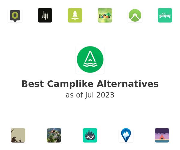 Best Camplike Alternatives