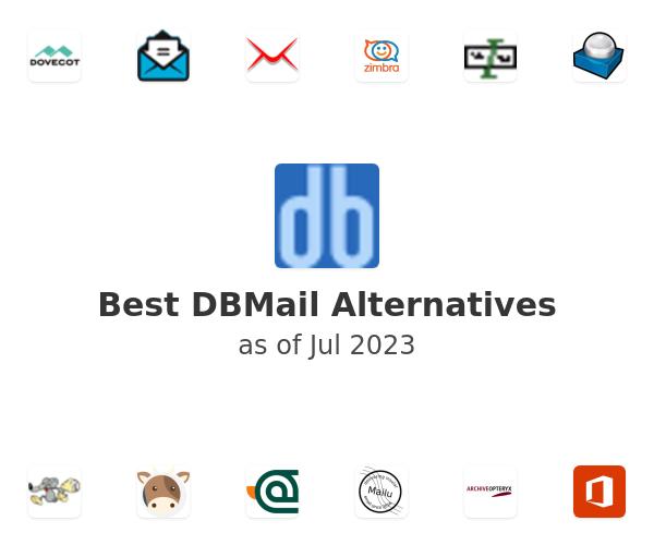 Best DBMail Alternatives