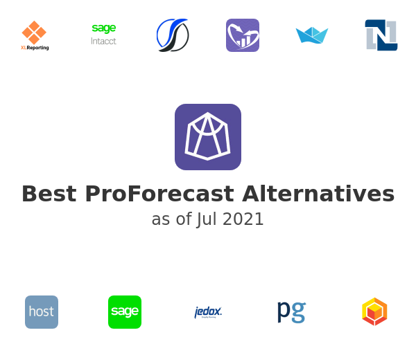 Best ProForecast Alternatives