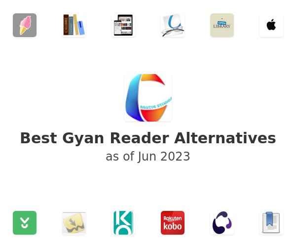 Best Gyan Reader Alternatives