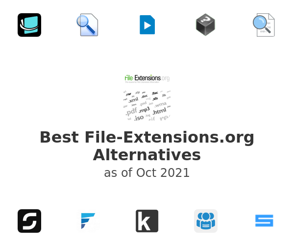 Best File-Extensions.org Alternatives