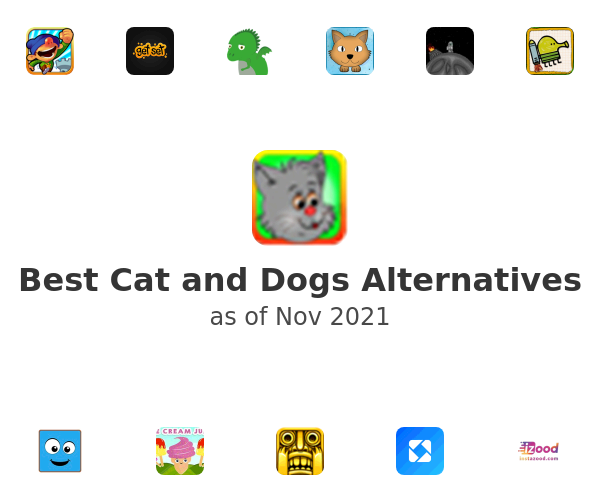 Best Cat and Dogs Alternatives