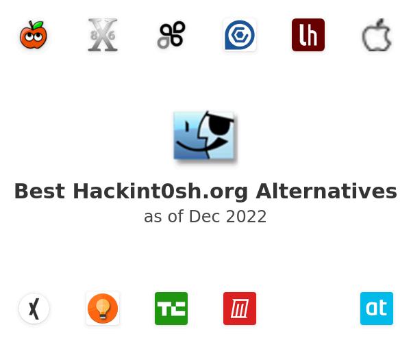 Best Hackint0sh.org Alternatives