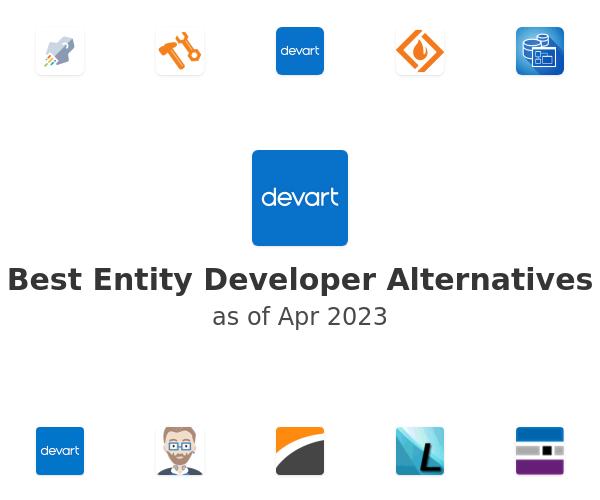 Best Entity Developer Alternatives
