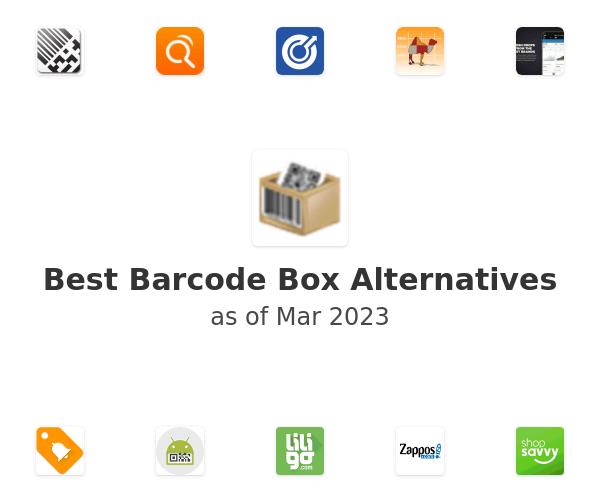 Best Barcode Box Alternatives