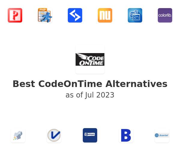 Best CodeOnTime Alternatives