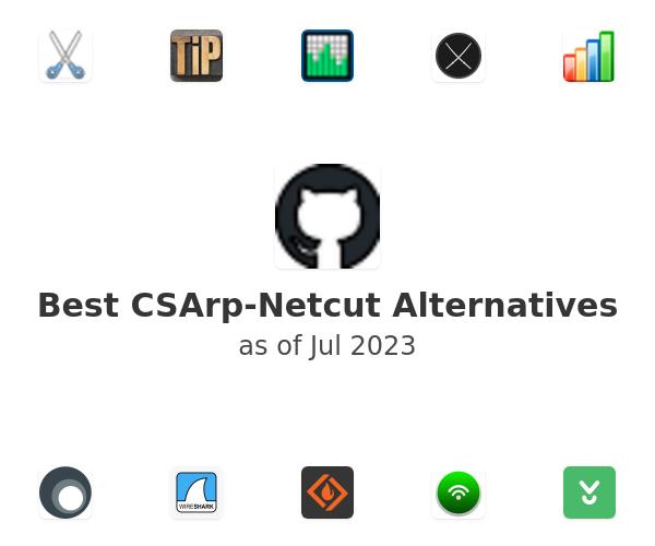 Best CSArp-Netcut Alternatives
