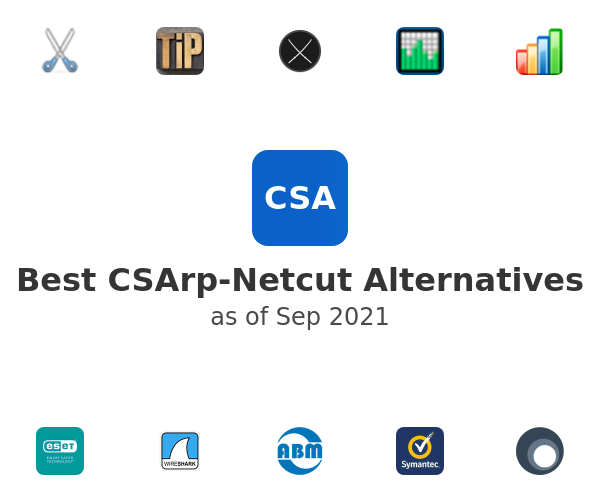Best CSArp-Netcut Alternatives