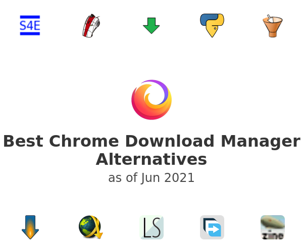 Best Chrome Download Manager Alternatives