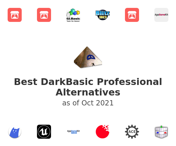 Best DarkBasic Professional Alternatives