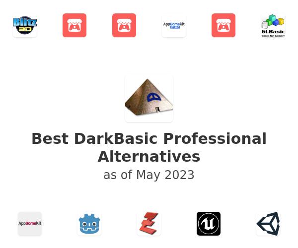 Best DarkBasic Professional Alternatives
