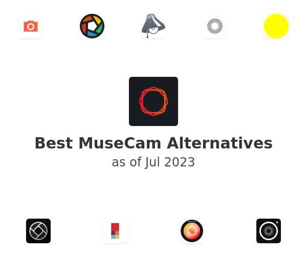 Best MuseCam Alternatives