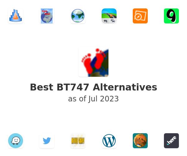 Best BT747 Alternatives