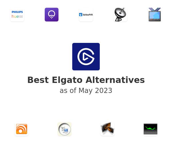 Best EyeTV Alternatives