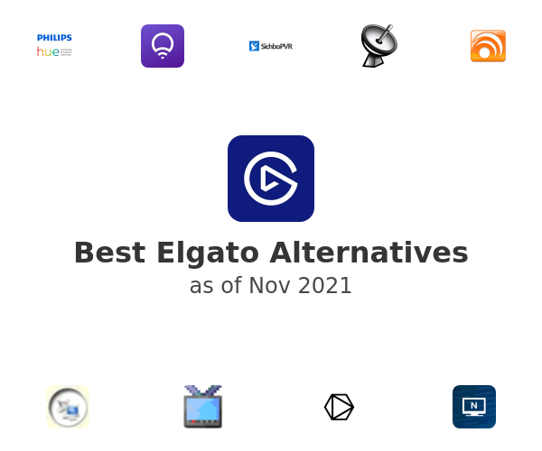 Best Elgato Alternatives