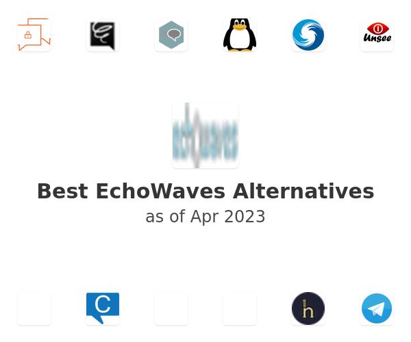 Best EchoWaves Alternatives