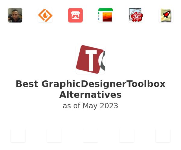 Best GraphicDesignerToolbox Alternatives
